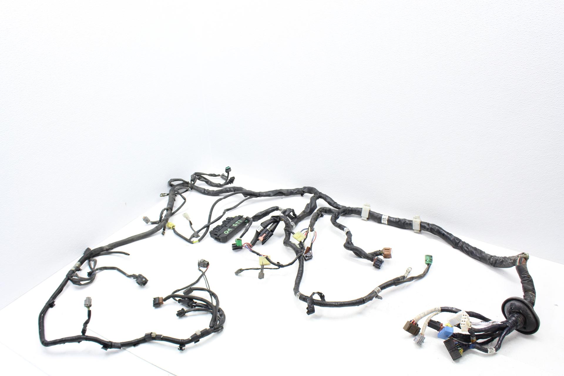 04 05 Subaru Wrx Sti Front Chassis Wire Wiring