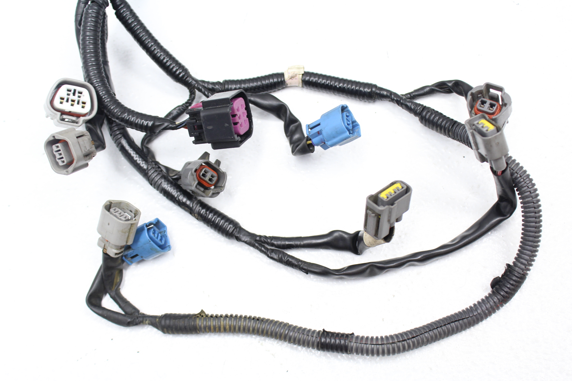 Subaru Wrx Sti Engine Motor Wire Wiring Harness