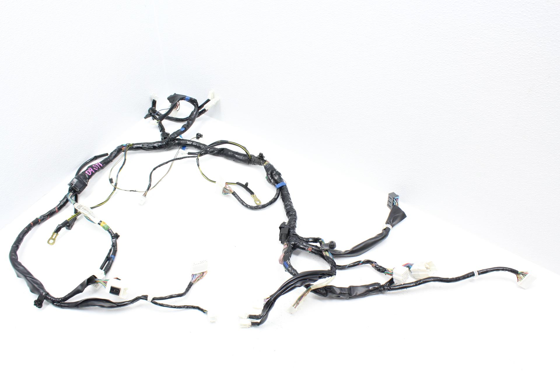 09 Subaru Wrx Sti Instrument Cluster Wire Wiring