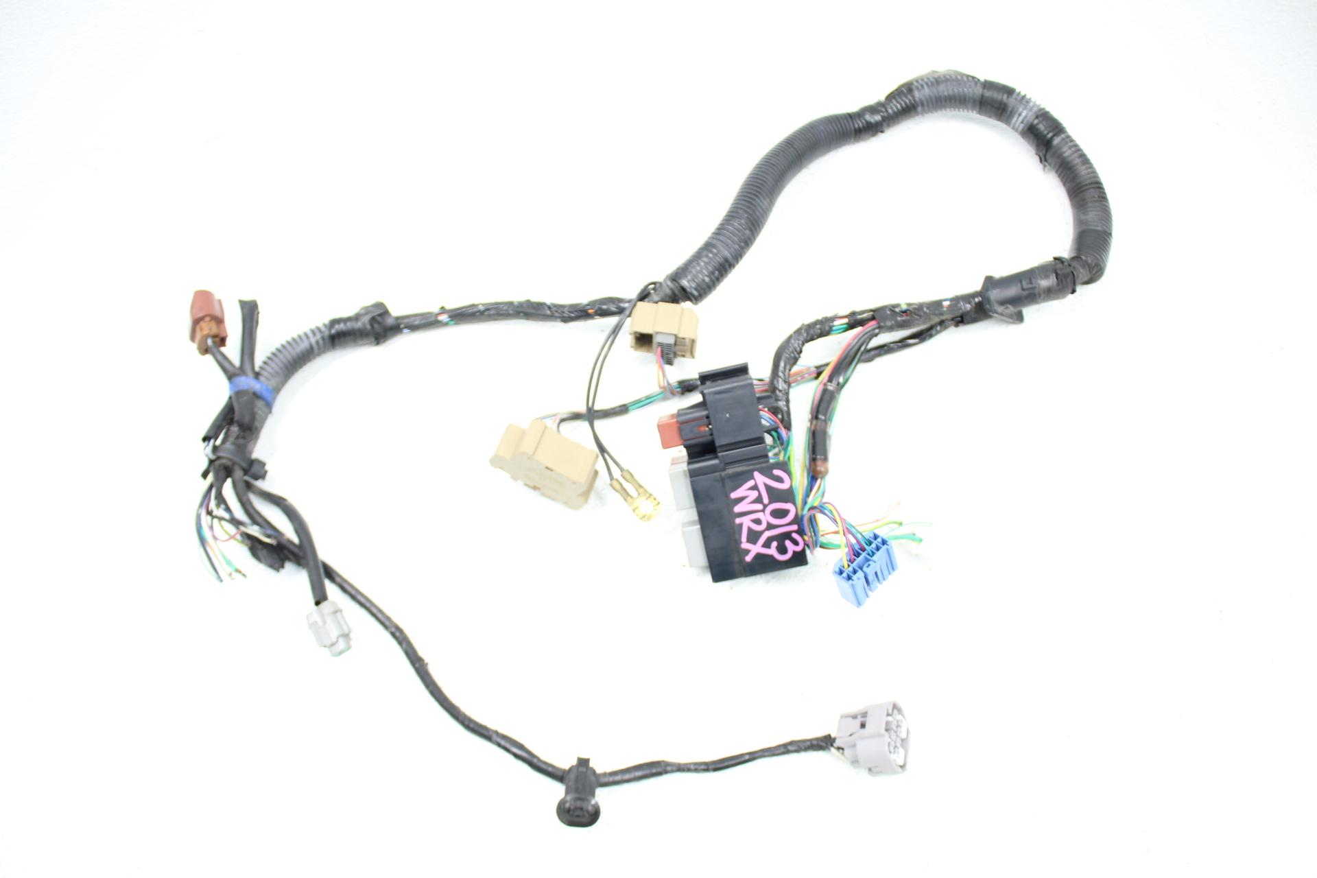 Subaru Wrx Sti Fuse Box Wire Wiring Harness Oem