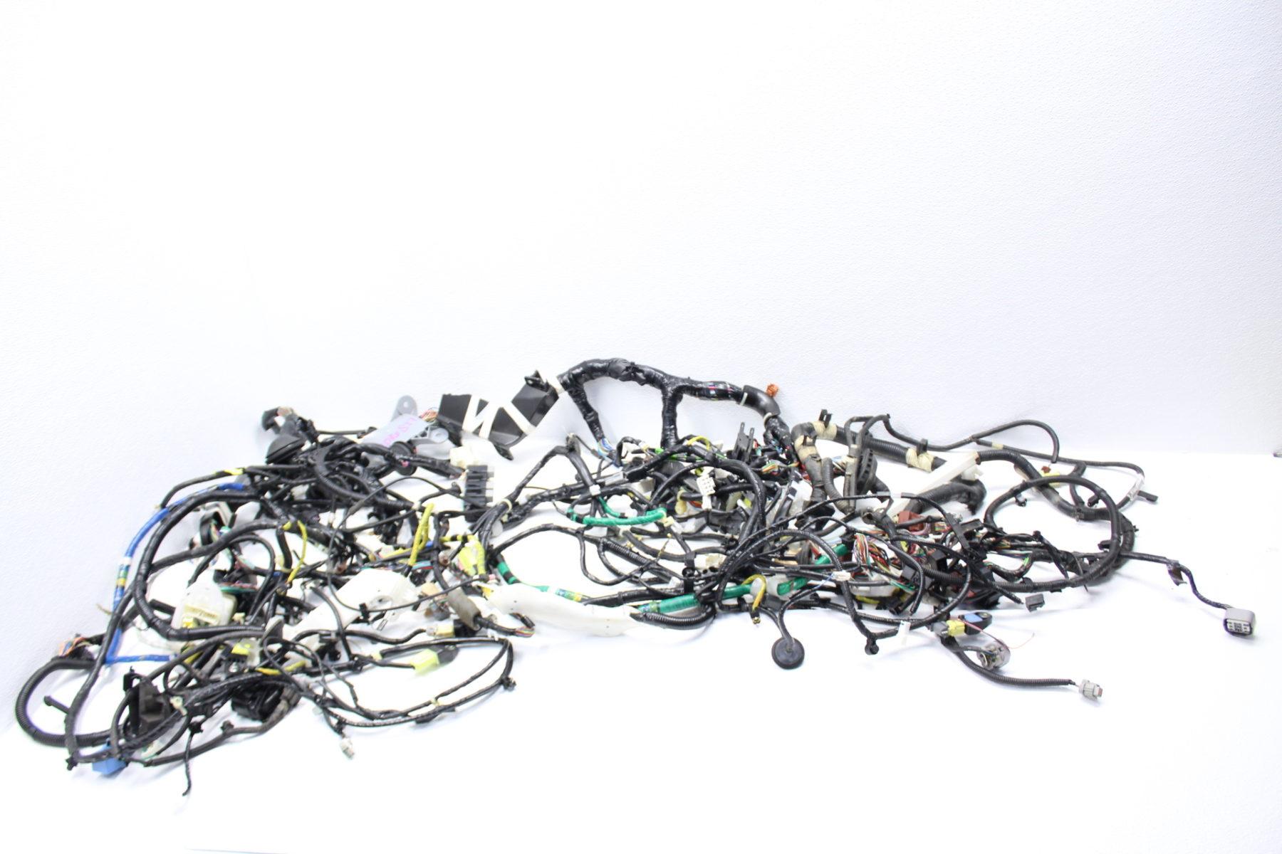 Subaru Wrx Sti Main Bulk Wiring Harness Dash Wires