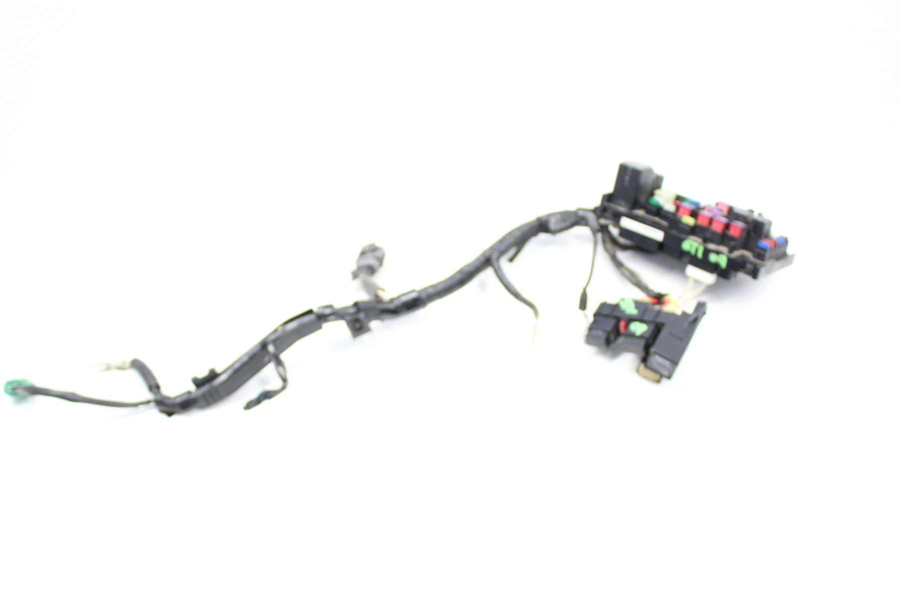 Pioneer Wiring Harness 14 Pin