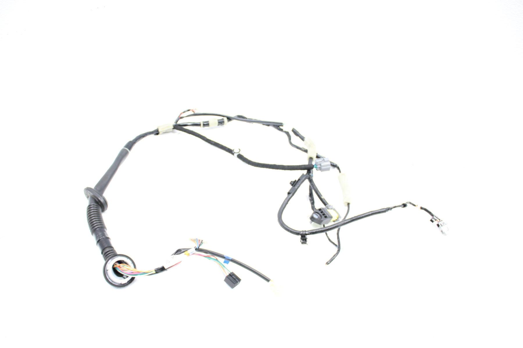 Subaru Wrx Amp Sti Right Front Door Harness