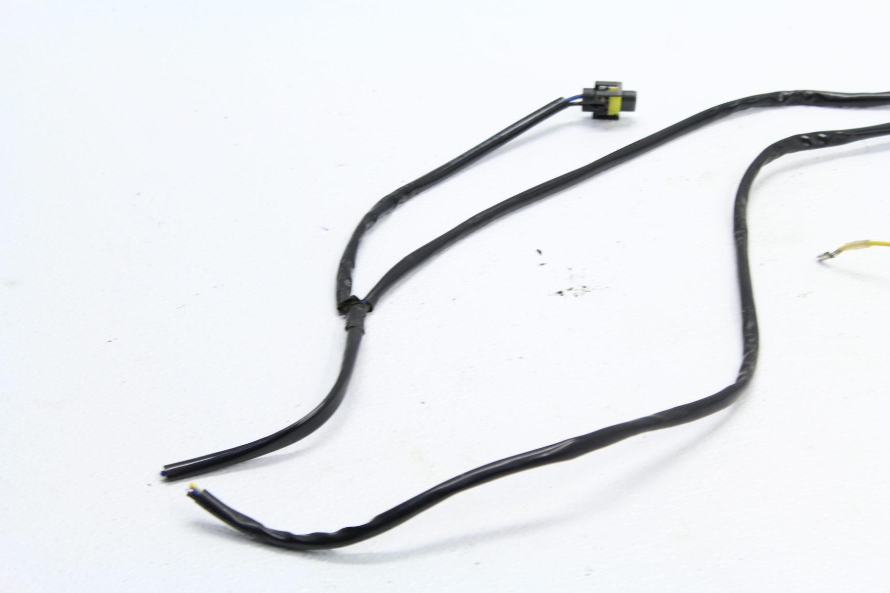Subaru Wrx Sti Aftermarket Fog Light Harness