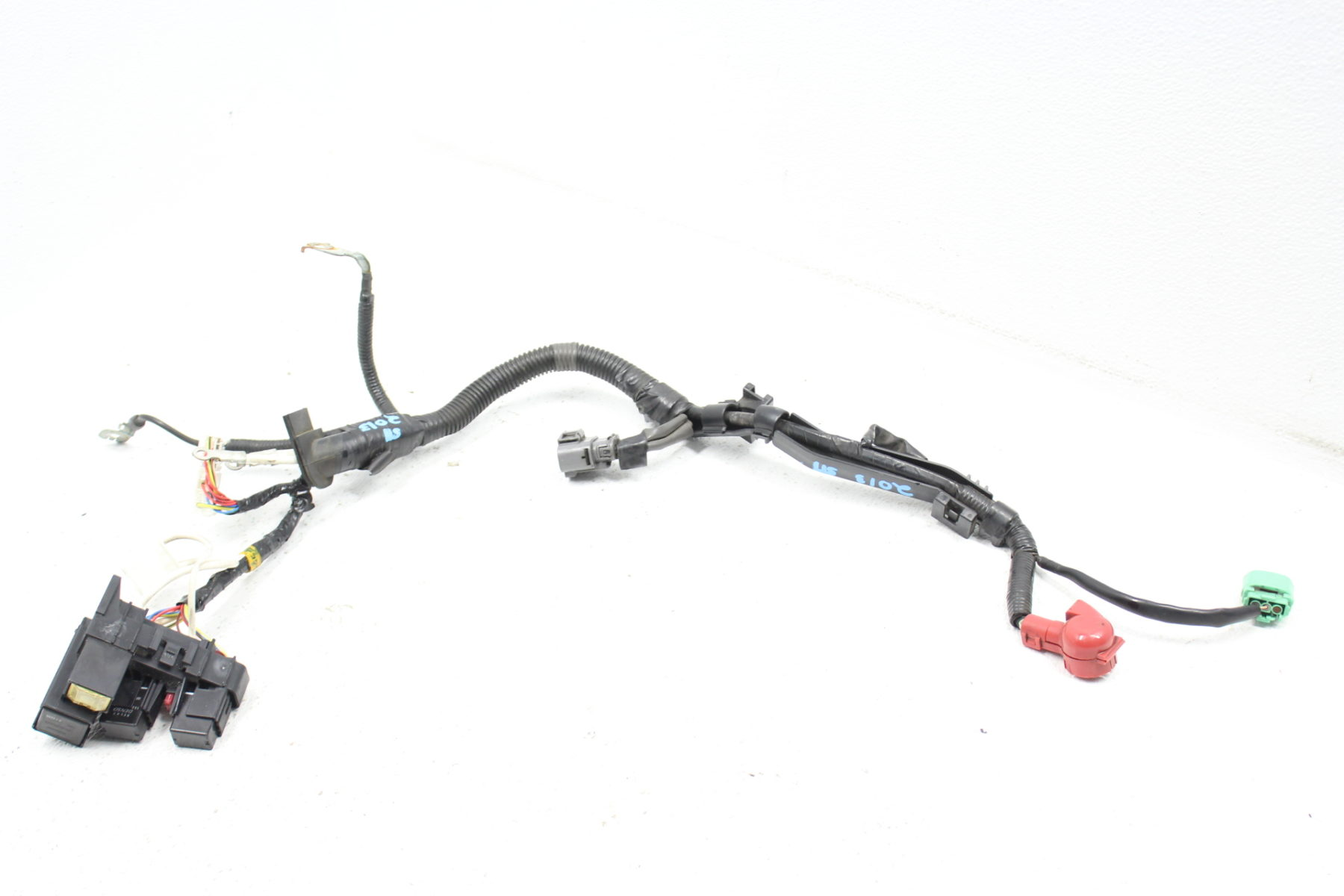 Subaru Wrx Sti Battery Main Wire Harness Wiring