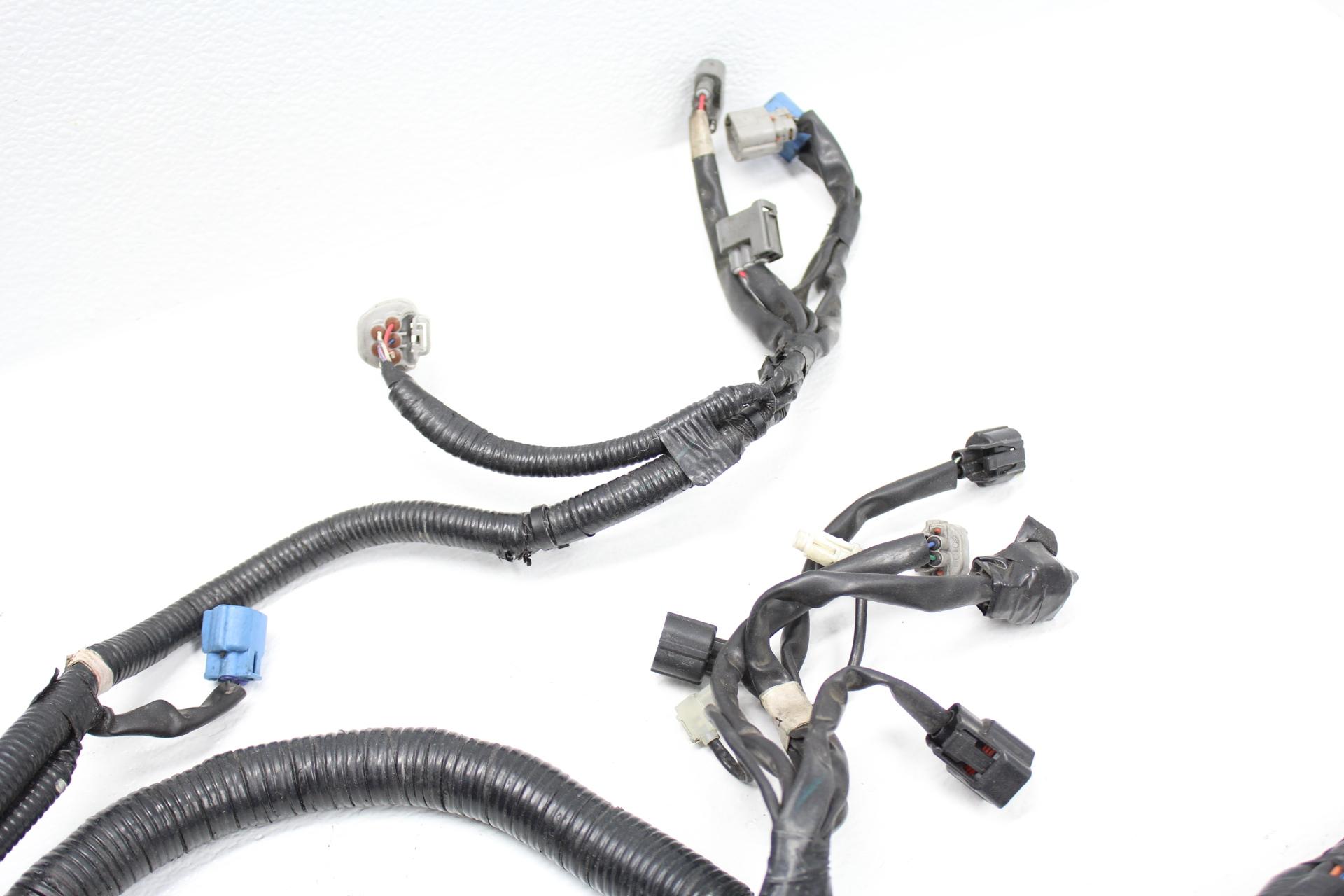 Subaru Wrx Sti Engine Wire Wiring Harness Oem