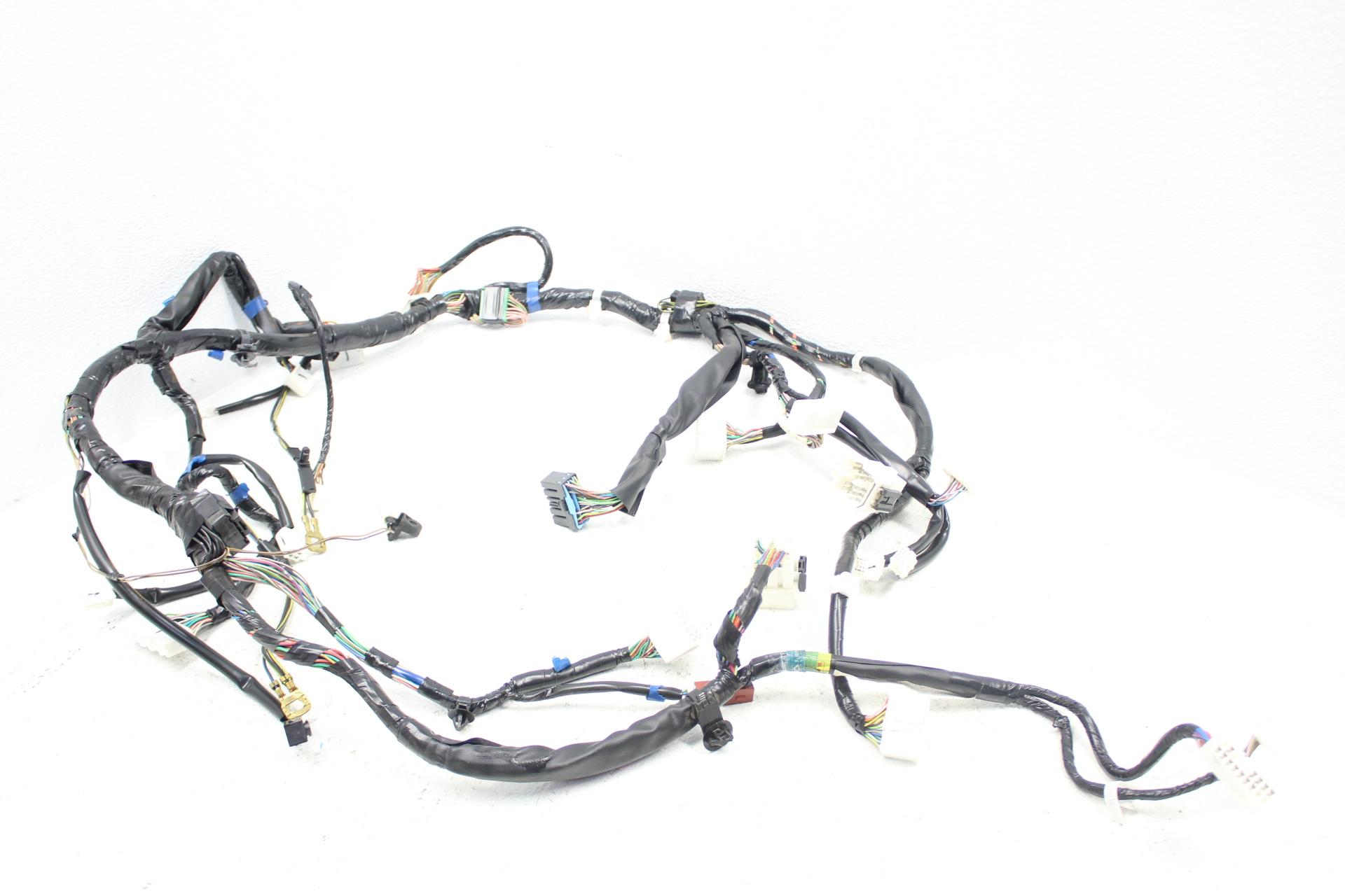 Subaru Wrx Sti Instrument Panel Dash Wiring