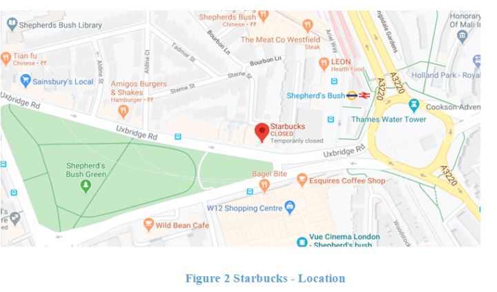 An Analysis of The Operations Of Starbucks