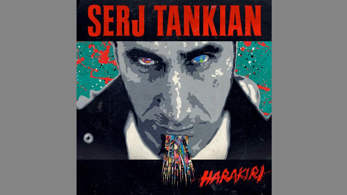 """Serj Tankian """"Harakiri"""""""