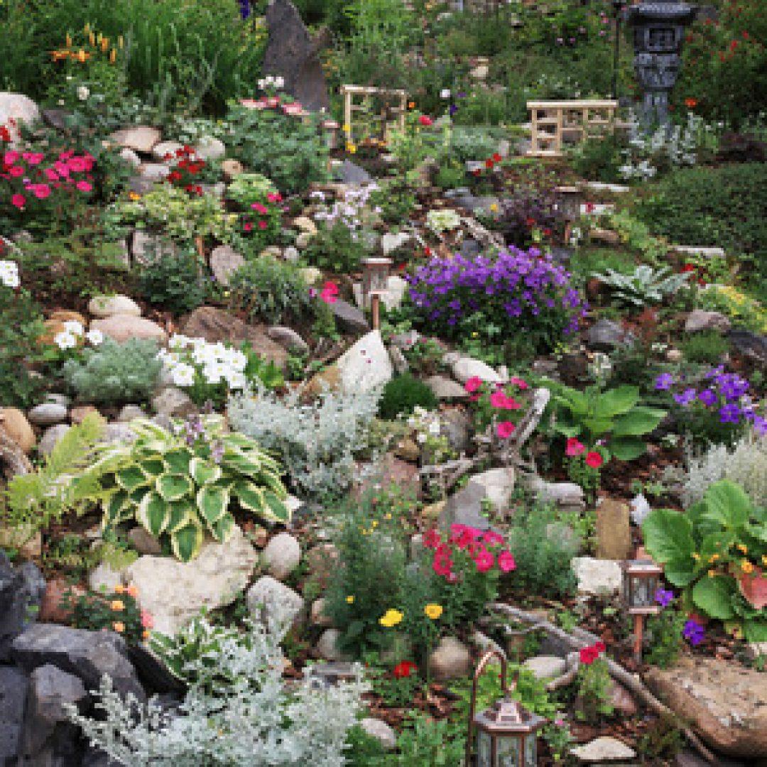 Ideas For Very Steep Gardens | Fasci Garden on Steep Sloping Garden Ideas id=81618