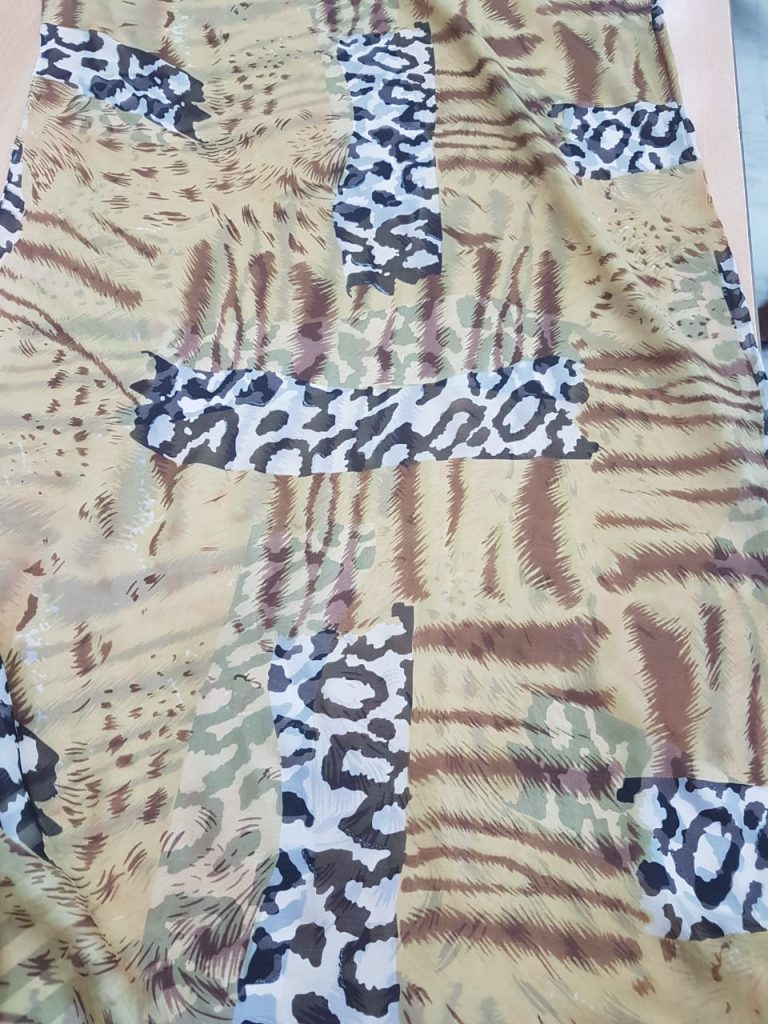 fabric - Sublimation Garments (216)