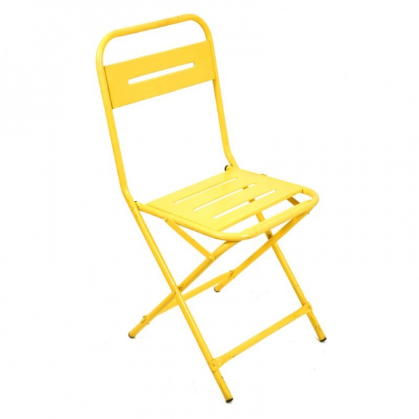 CHAIR YELLOW