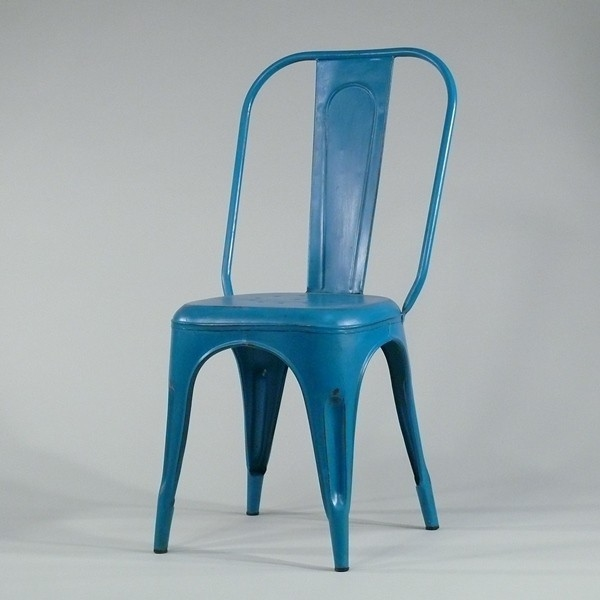 CHAIR VINTAGE BLUE