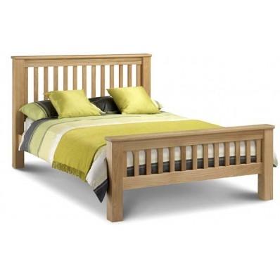 SHEESHAM WOOD CLASSIC DOUBLE BED – KING SIZE