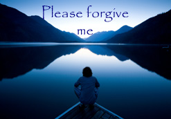 How to Be Forgiven: Ask for Forgiveness