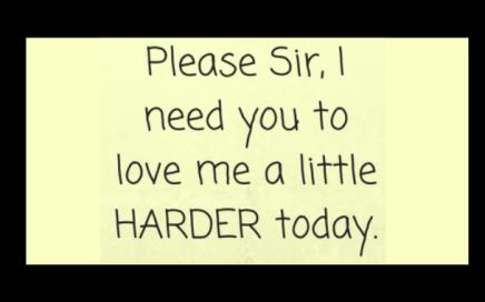 love me hard