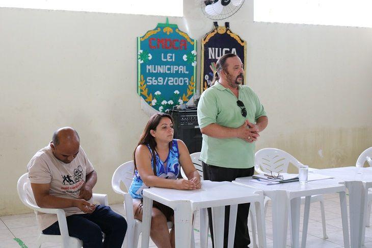 Conselho Municipal de Assistência Social, Habitação e trabalho tem reunião com moradores do Conjunto José Pereira Filho