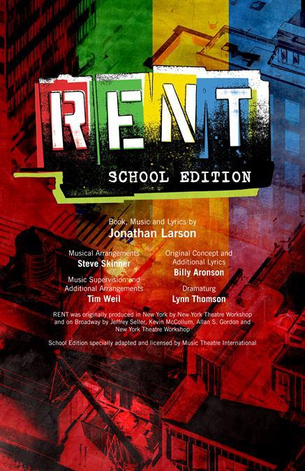 rent school edition customizable poster layered artwork