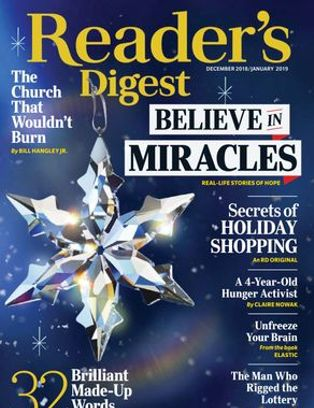 Subscribe or Renew Readers Digest - Large Print Magazine ...