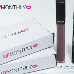 LipMonthly Subscription Box