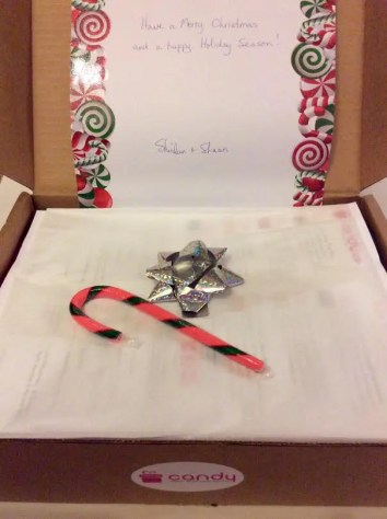 Candy Ca Subscription Box December 2016 Review Subscriptionboxes Ca