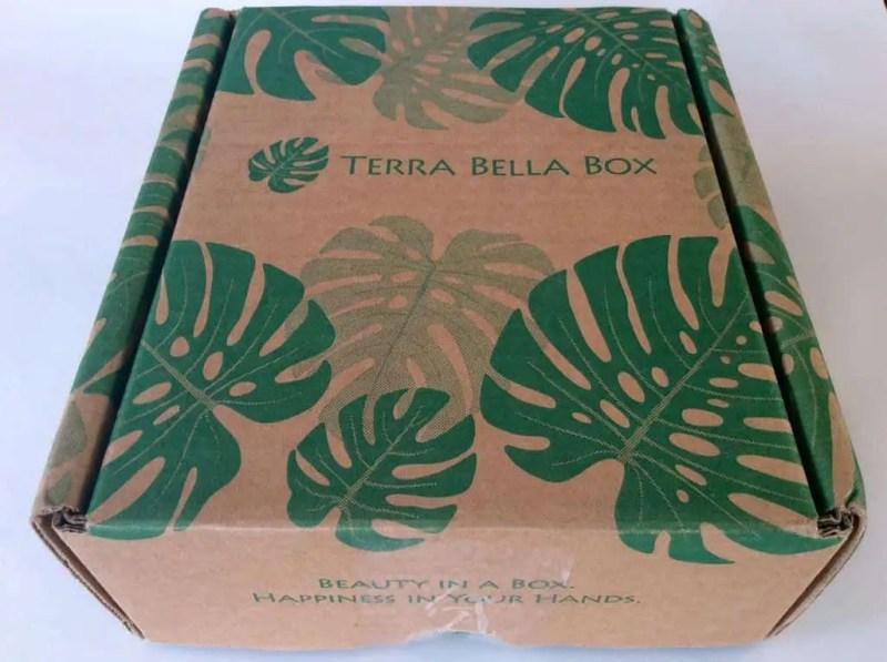Terra Bella Subscription Box – December 2016 Review