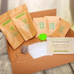 Dollar Tea Club Subscription Box