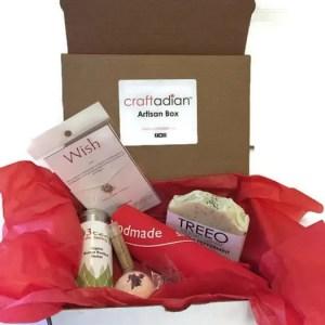 Craftadian Subscription Box