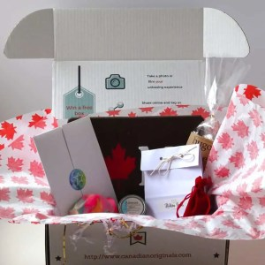 Canadian Originals Subscription Box