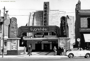 The Longford Essoldo in its heyday