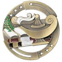 """2-3/4"""" M3XL Lamp Medal"""