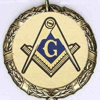 "2-3/4"" Mylar Medal"