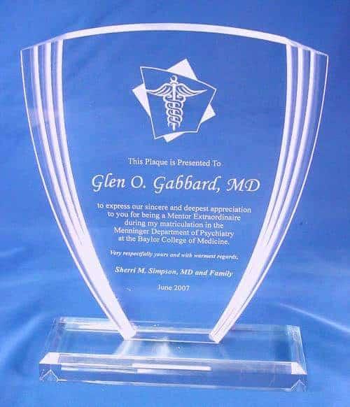 """8-3/4"""" Goblet Award"""