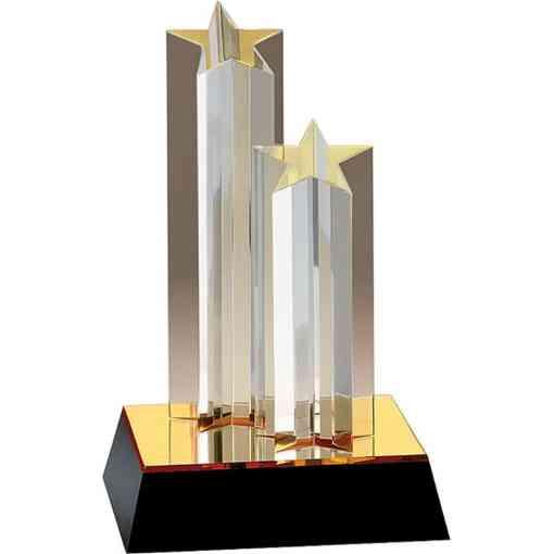 Double Star Acrylic Award