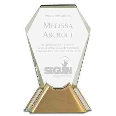 Jewel Glass Award GN23