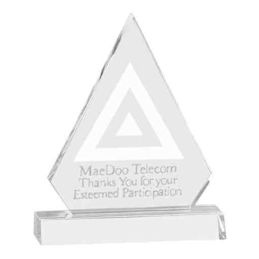 Pinnacle Acrylic Award AC260