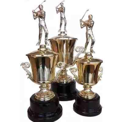 Wine Cooler Cup Trophy