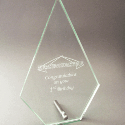 Arrowhead Glass Award