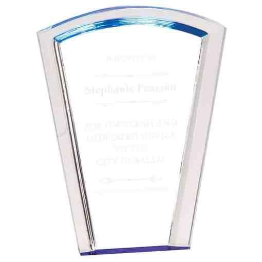 blue fan award