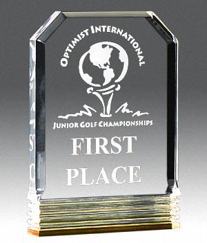 Diamond Carved Award