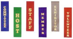 Identification Ribbons