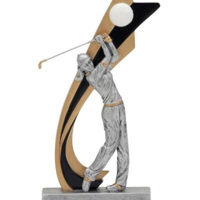 Live Action Women's Golf Trophy