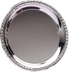 Plain Silver Tray