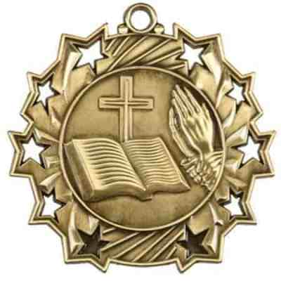 Ten Star Religious Medal