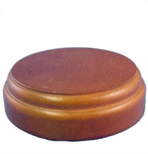 Walnut Sounding Block for a gavel