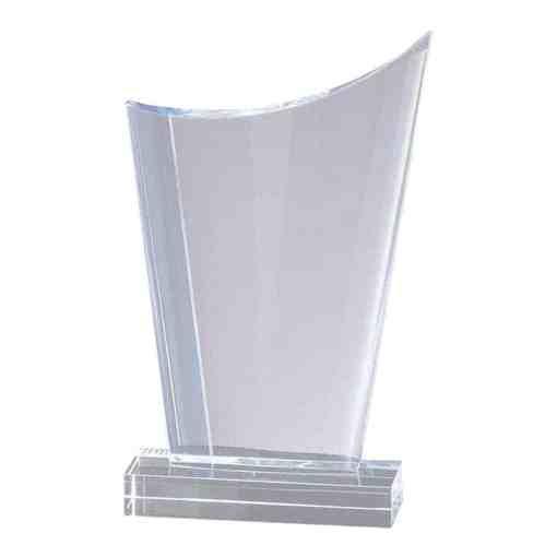 blue sail crystal award