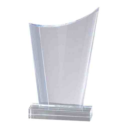 blue sail crystal award