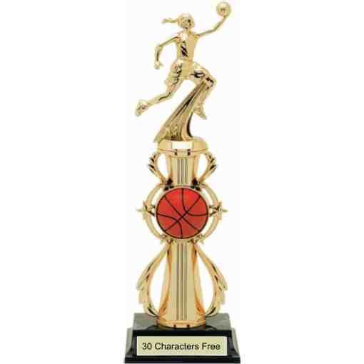 Action Basketball F
