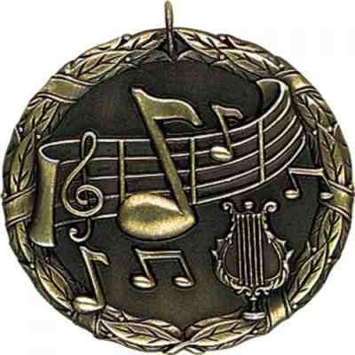 Gold Music Medal