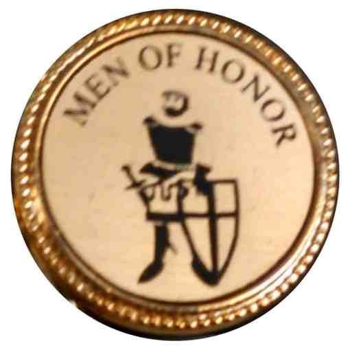Custom Decorated Lapel Pin